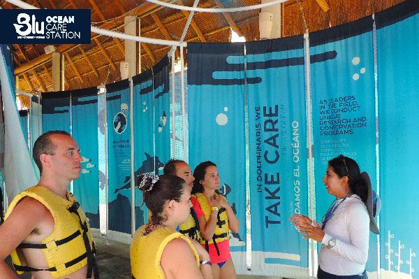 Dolphinaris Blu Ocean Care - Estación 1