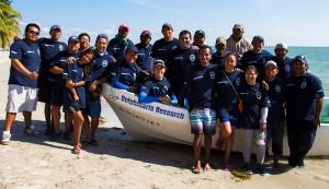 Fundación Dolphinaris - Proyecto evaluación salud delfines vida silvestre.