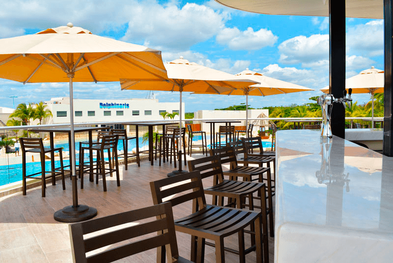 The Sundeck Lounge is a great option for MICE tourism