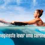Nadar com golfinhos - Programa Nado Carona Golfinho.