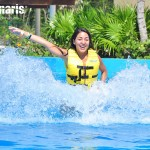 ¡Haz tu nado con delfines con mucho estilo!