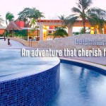 Swimming with dolphins Barcelo Maya Beach - Riviera Maya.