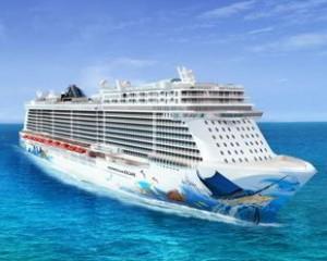 Norwegian Cruise Line - nadar con delfines Cozumel