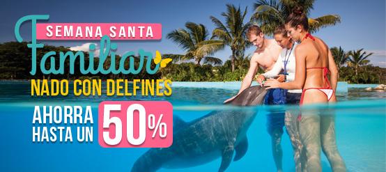 promociones-semana-santa-nadar-con-delfines-cancun-riviera-maya