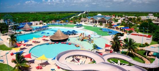 Wet'n Wild Cancún Parque Acuático