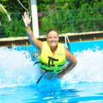 Nadar con delfines te hace feliz