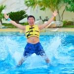 Nadar com golfinhos, grande experiência