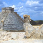 Swim with dolphins Cancun plus Chichen Itza tour Chac Mool