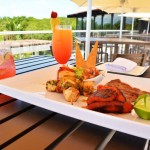 The Sundeck Lounge Dolphinaris Cancun -  Terrace.