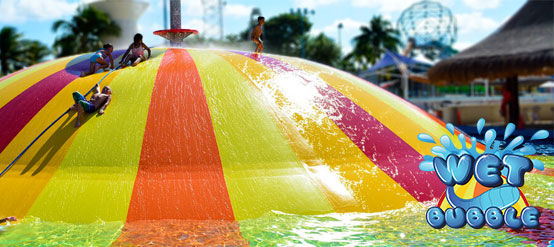 wet bubble wet n wild en cancun