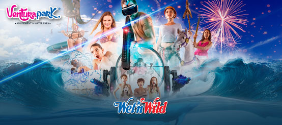 Enjoy the Wet n Wild world, only at Ventura Park.