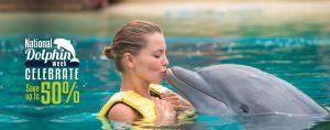 National Dolphin Week At Dolphinaris Cancun and Riviera Maya