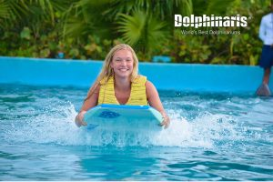 Triple Adventure in Dolphinaris Riviera Maya Park