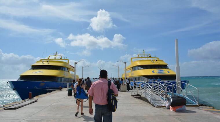 cozumel ferry