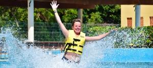 5 mejores lugares para delfín nada en la riviera maya