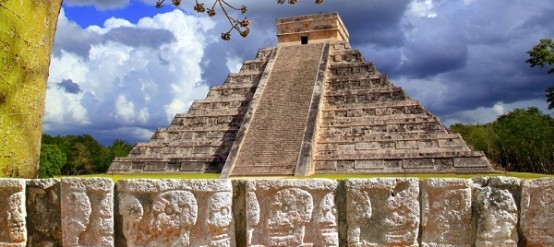 Chichen itza near to Cancun