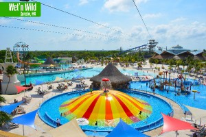 What to see in the Riviera Maya Wet'nWild