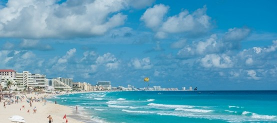 Beaches in Cancun