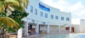 Cancun's best dolphinarium