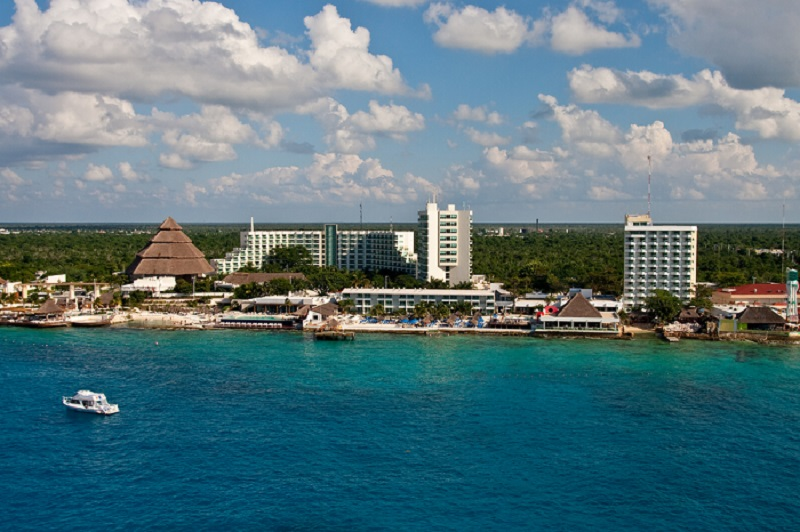 Cozumel a great destination for a cruise ship stop