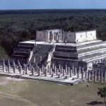 Nado con delfines más Chichen Itza - Templo de las mil columnas.