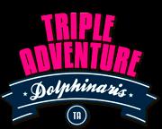 Programa Aventura Tripla Riviera Maya o melhor experiencia com golfinho.