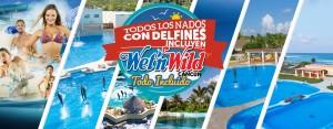 Promo Verano - Nada con delfines más Wet'n Wild Cancún Gratis