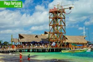 que ver en la riviera maya playa tortugas