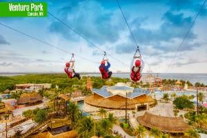 que ver en la riviera maya ventura park