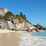 Combo tour Tulum & Swim with dolphins - Tulum seaside Mayan city.