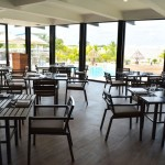 The Sundeck Lounge Dolphinaris Cancun restaurant a gastronomic experience.
