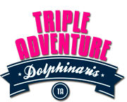 Triple Adventure Riviera Maya - The best dolphin experience