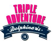 Triple Adventure - Swim With Dolphins Riviera Maya