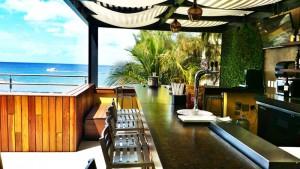 The Sundeck Lounge Dolphinaris Cozumel - Restaurant gastronomic experience
