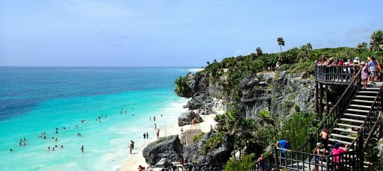 Tulum, the jewel of the Riviera Maya