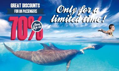 Swim with dolphins - UK deals - Dolphin Swim Program