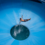 Double Space Bowl, parque acuático Wet'n Wild Cancún