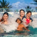 Wave Pool, parque acuático Wet'n Wild Cancún