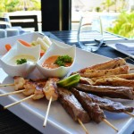 The Sundeck Lounge Dolphinaris Cancun -  Indoor restaurant