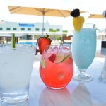 The Sundeck Lounge Dolphinaris Cancun -  Premium drinks.